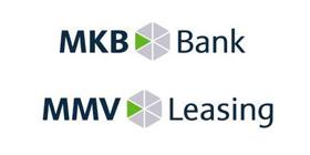 MKB Bank & MMV Leasing Logo